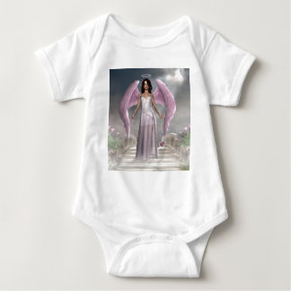 Pink Angel of Hope Products Infant Creeper