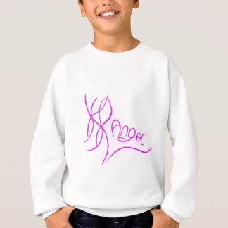 Pink Angel Sweatshirt