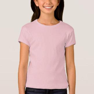 Pink Angel Wings Kids T-Shirt