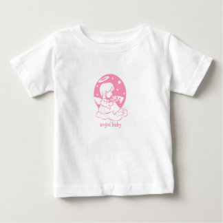 Pink Angel WingsPink Angel Wings Baby T-Shirt
