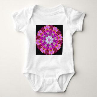 Pink angels baby bodysuit