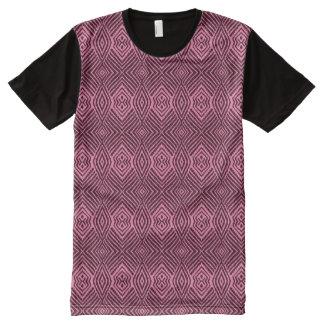 Pink Animal Pattern#48b American Apparel Buy Onlin All-Over Print T-Shirt