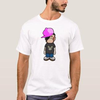 Pink Apple boy in Monkey costume T-Shirt