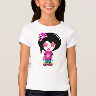 Pink apple girl t shirts