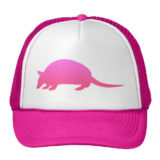 Pink Armadillo Cap