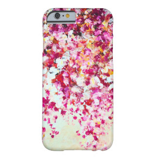 Pink Autumn iPhone Case Barely There iPhone 6 Case