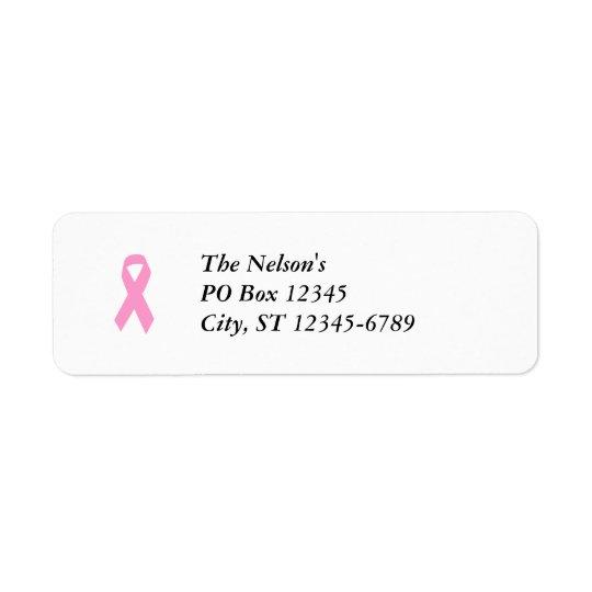 Pink Awareness Ribbon