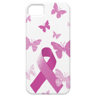 Pink Awareness Ribbon Case For The iPhone 5