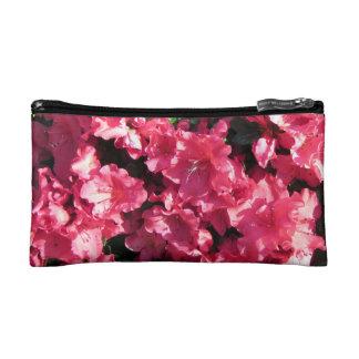 Pink Azalea Makeup Bag