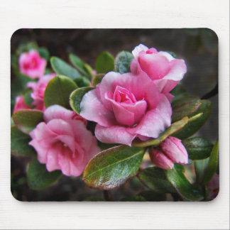 Pink Azalea Mouse Pad