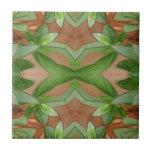 Pink Azaleas 1E kaleidoscope 1 Tiles