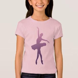 Pink Ballet Kids Girls tshirt