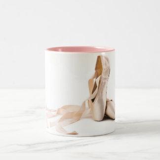 Pink Ballet Mug