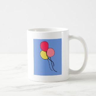 Pink  Ballons Mug