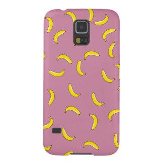 Pink Bananas Galaxy S5 Cases