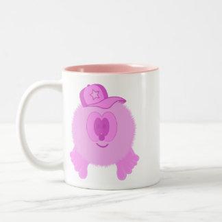 Pink Baseball Cap Mug