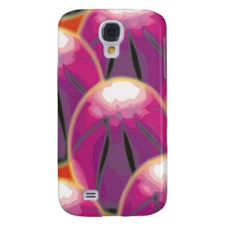 Pink Basketballs Samsung Galaxy S4 Case