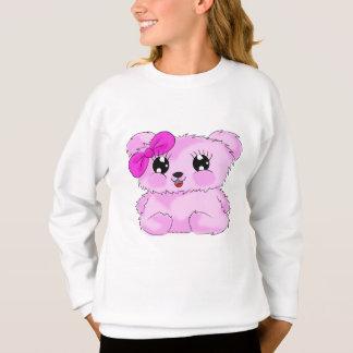 pink bear sweatshirt