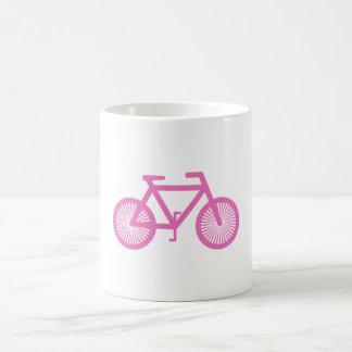 Pink Bicycle Coffee Mug