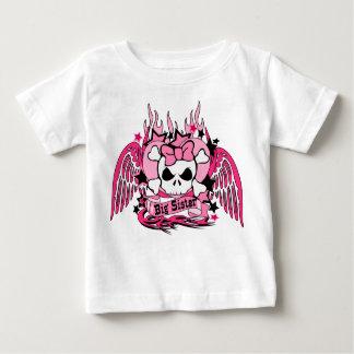 Pink big sister baby T-Shirt