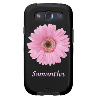 Pink Bloom Galaxy S3 Cover