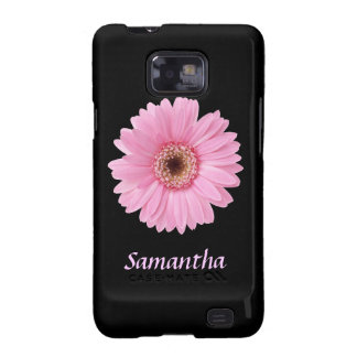 Pink Bloom Samsung Galaxy Case Samsung Galaxy SII Case