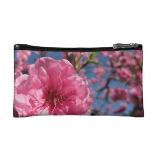 Pink Blossoms Makeup Bag