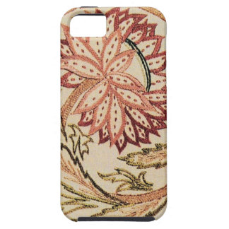 Pink Bohemian Flowers iPhone 5 Case