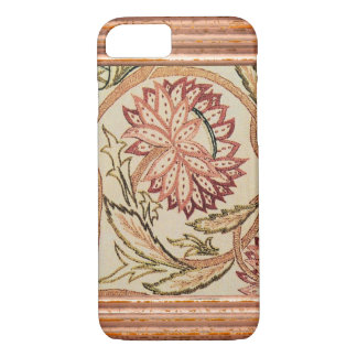 Pink Bohemian Flowers iPhone 8/7 Case