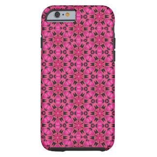 Pink Boho Kaleidoscope iPhone 6 Case