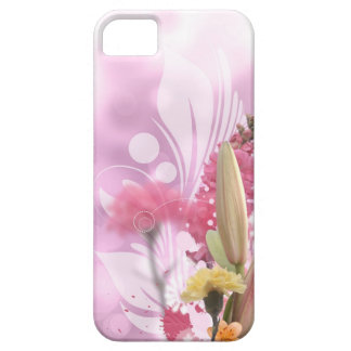 Pink Bouquet iPhone 5 Cases