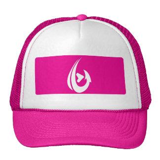 Pink Box Cap