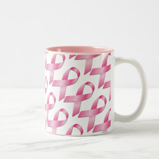 Pink Breast Cancer Awareness Cup