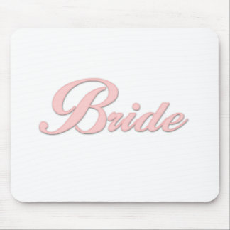 Pink Bride    Mouse Pad