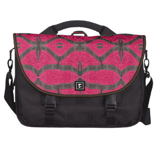 pink brown pattern bags for laptop