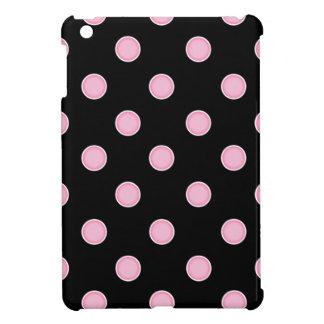 Pink Bubble Gum Polka Dots! Case For The iPad Mini