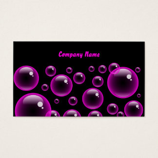 Pink Bubbles, Company Name