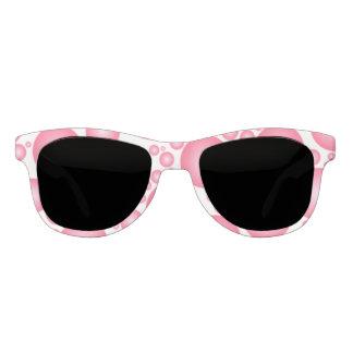 Pink bubbles sunglasses