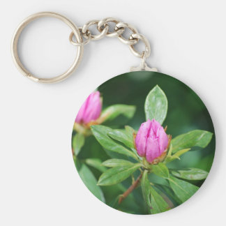 pink buds key chains