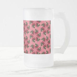 Pink Bug Coffee Mug