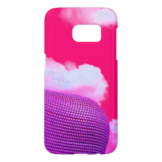 Pink Bullring Phone Case