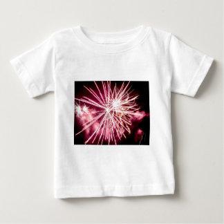 Pink Burst Baby T-Shirt