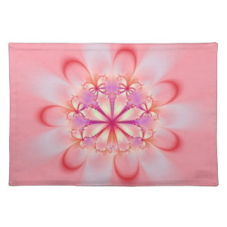 Pink Butterfly Bush American MoJo Placemats Cloth Placemat