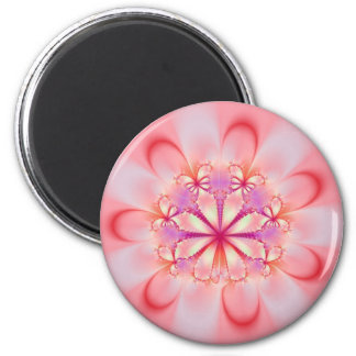 Pink Butterfly Bush Magnet