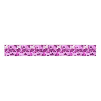 Pink Butterfly Dreams Grosgrain Ribbon