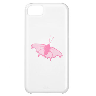 Pink Butterfly. iPhone 5C Case