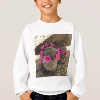 Pink Cactus in Bloom T Shirts