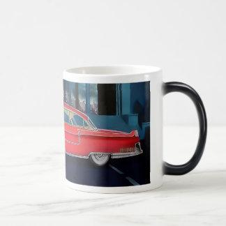 Pink Cadillac mug