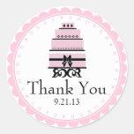 Pink Cake-Baby Shower