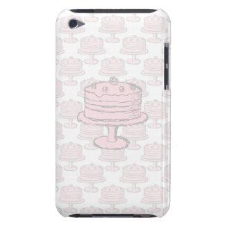 Pink Cake on Pink Cake Pern iPod Case-Mate Case